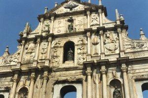 St. Paul's, Macau