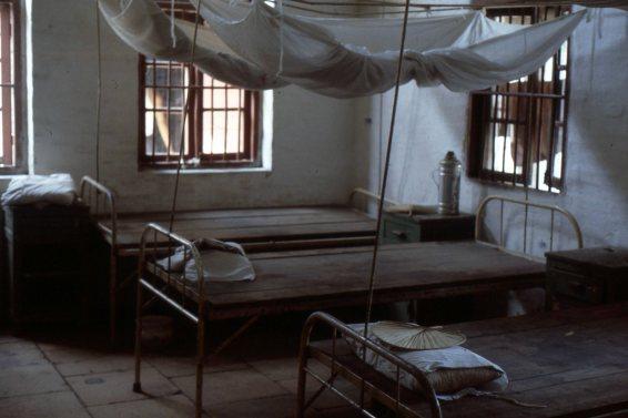 Commune hospital serving 75,000